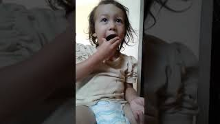 Baby funny video *this is mine*