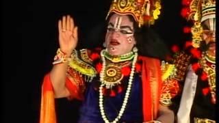 Yakshagana-Mahabharatha-Krishna Rayabhara Siddakatte channappa-Dwandva Patla kannadikatte