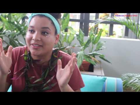 Welcome to Samoa, Julia Zahra!