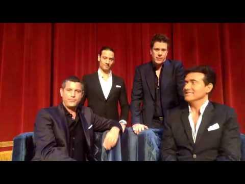 Il divo live chat las vegas 2 5 2017 youtube - Il divo translation ...