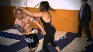 Online Dating Fighting Scene 2008