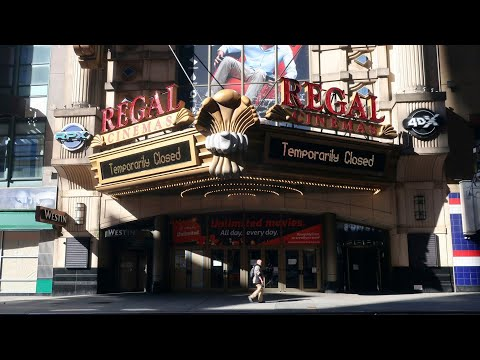 Regal Cinemas Enhancing Theater Experience Ahead Of NYC Reopening