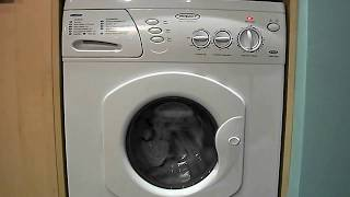 Hotpoint WM83 Aquarius 1200 Auto Washer (4 wash tumbles in the same direction)