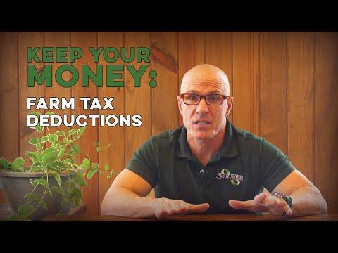 Keep Your Money: Farm Tax Deductions