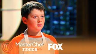 Gavin's Tortellini Tasting | Season 1 Ep. 1 | MASTERCHEF JUNIOR