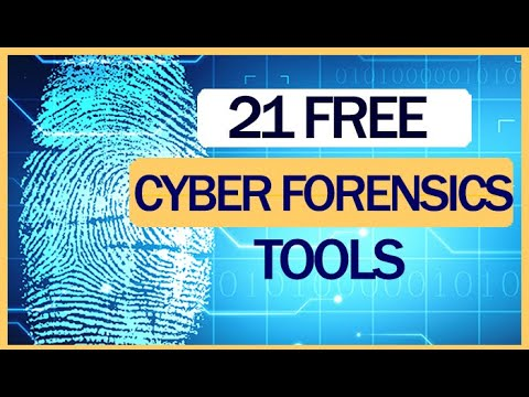 Best Digital Forensics | Computer Forensics| Cyber Forensic Free Tools