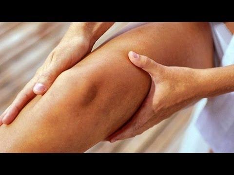 Свело судорогой ногу теперь болит икра что делать