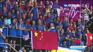 仁川亚运会 男子50米自由泳决赛 颁奖仪式 宁泽涛 Ning Zetao 닝제타오