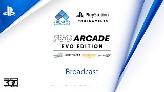 FGC Arcade Evo Edition - NA Region : PS Tournaments