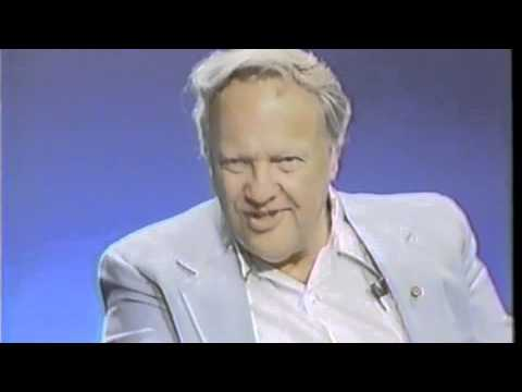 James Dickey on Dylan Thomas and originality, 1982