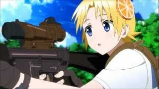 [HD] Upotte!! - M16 Trigger System [English Subs] うぽって!! 検索動画 43
