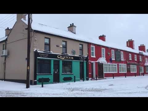 Edgeworthstown - The Big Snow 2018
