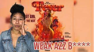 Megan Thee Stallion - Weak Azz Bitch (Official Audio) | FEVER | REACTION