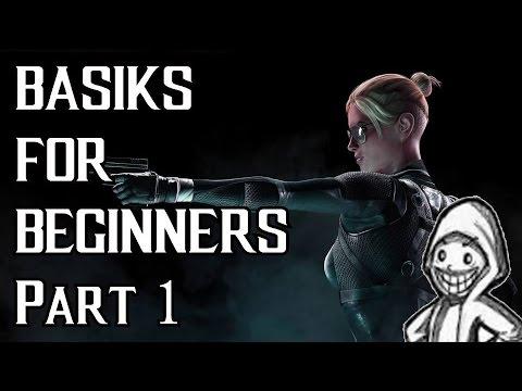 Fighting Game Primer: MKX Basics for Beginners 1
