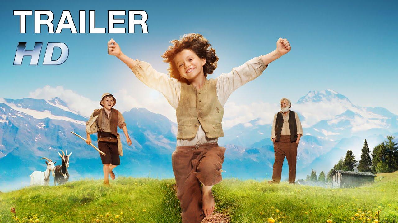 HEIDI | Trailer | Deutsch | Ab jetzt als DVD, Blu-ray & Digital!