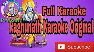 E Dunia Bukure Full Original karaoke (Raghunath Present)