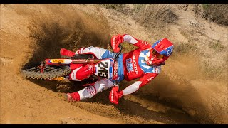 Team HRC ready for 2019 MXGP season