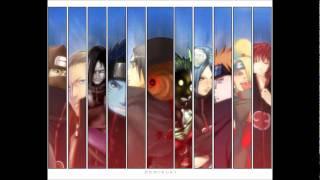 Naruto Shippuuden OST 2 - Kouen (Akatsuki Theme 4)