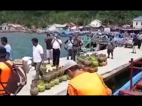 Tim SAR Beri Bantuan Korban Tsunami di Pulau Legundi Mp3