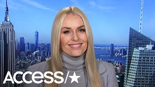 Lindsey Vonn Says P.K. Subban Is 'Definitely The One': 'I'm Very Lucky To Be With Him' | Access