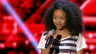 Awa Santesson-Sey sist ut i X Factor - X Factor (TV4)