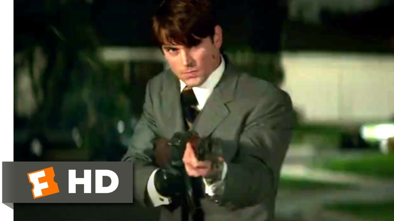 The Nice Guys 2016 John Boy Attacks Scene 5 8 Movieclips