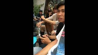 Rap Việt 2017 Cypher Freestyle | Đạt Maniac , VSoul , MC12 , Rill