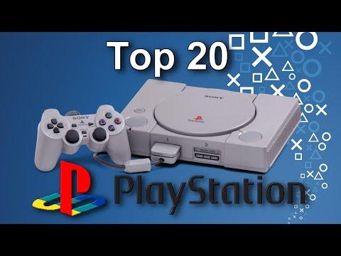 TOP 20 jogos PS1 (1/2)