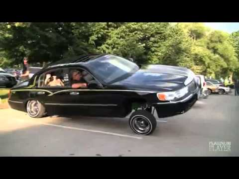 Jeff S Lincoln Town Car Affiliated C C Bbq Youtube