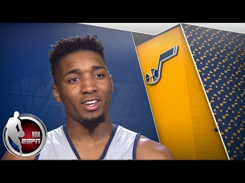 Donovan Mitchell: Utah Jazz are here to 'prove themselves' in 2018-19