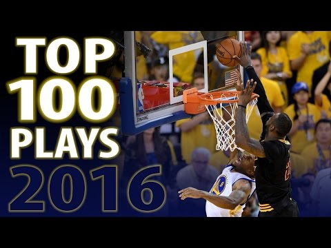 Top 100 Plays of 2016