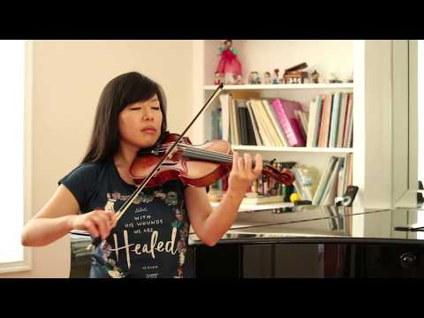New Rules - Dua Lipa - Violin Cover