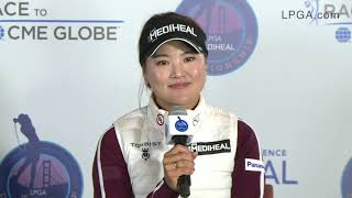 So Yeon Ryu Happy with her game ahead of 2019 LPGA MEDIHEAL Championship
