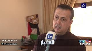 وصول قافلة مساعدات أردنية إلى قطاع غزة (18-4-2019)
