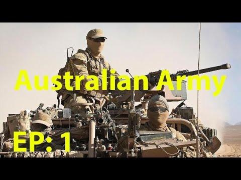Arma 3: Australian Army on patrol EP - 1