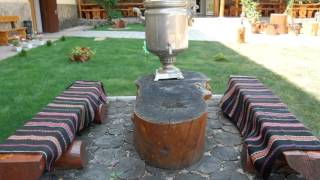 Интересная мебель из бревен и коряг для сада и дачи(, 2015-12-28T22:14:00.000Z)