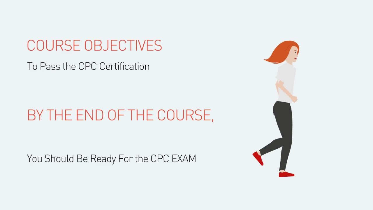 Why Enroll In Our Cpc Review Course Youtube