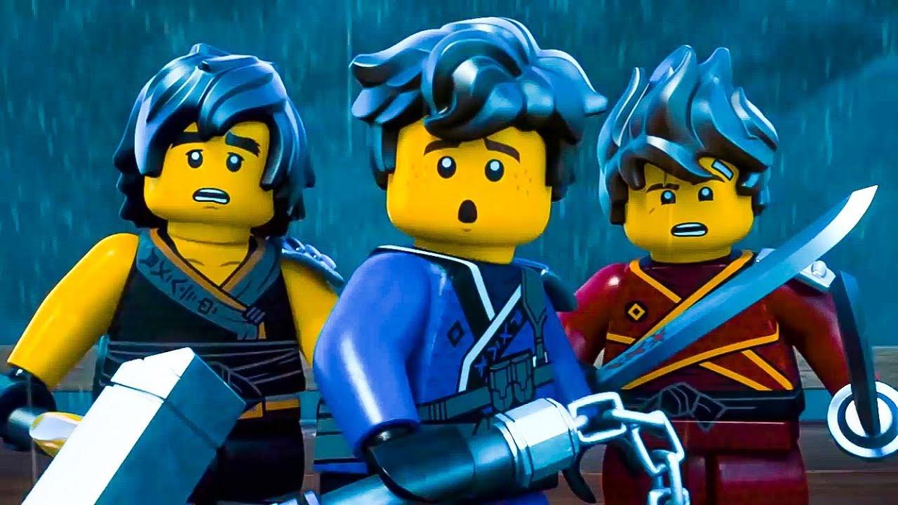 Ninjago season 8 lego ninjago season 8 quiet one trailer - Ninjago episode 5 ...