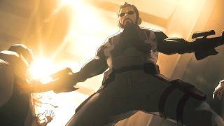 Deus Ex — Анимационный фильм 15 лет серии! Русские субтитры (HD)
