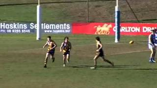 Claremont Football Club Colts Highlights 2012