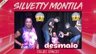 Blue Space Ofical - Matinê - Silvetty Montilla - 29.04.18