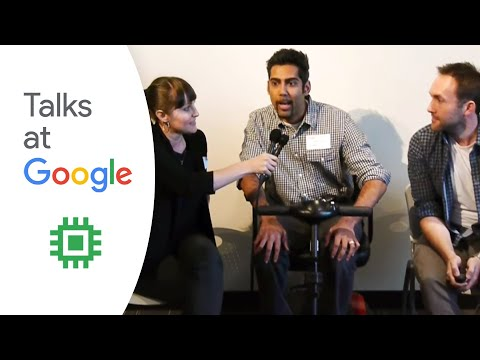 Talks@Google: AXSMap - Mapping the wheelchair accessibility of buildings and places