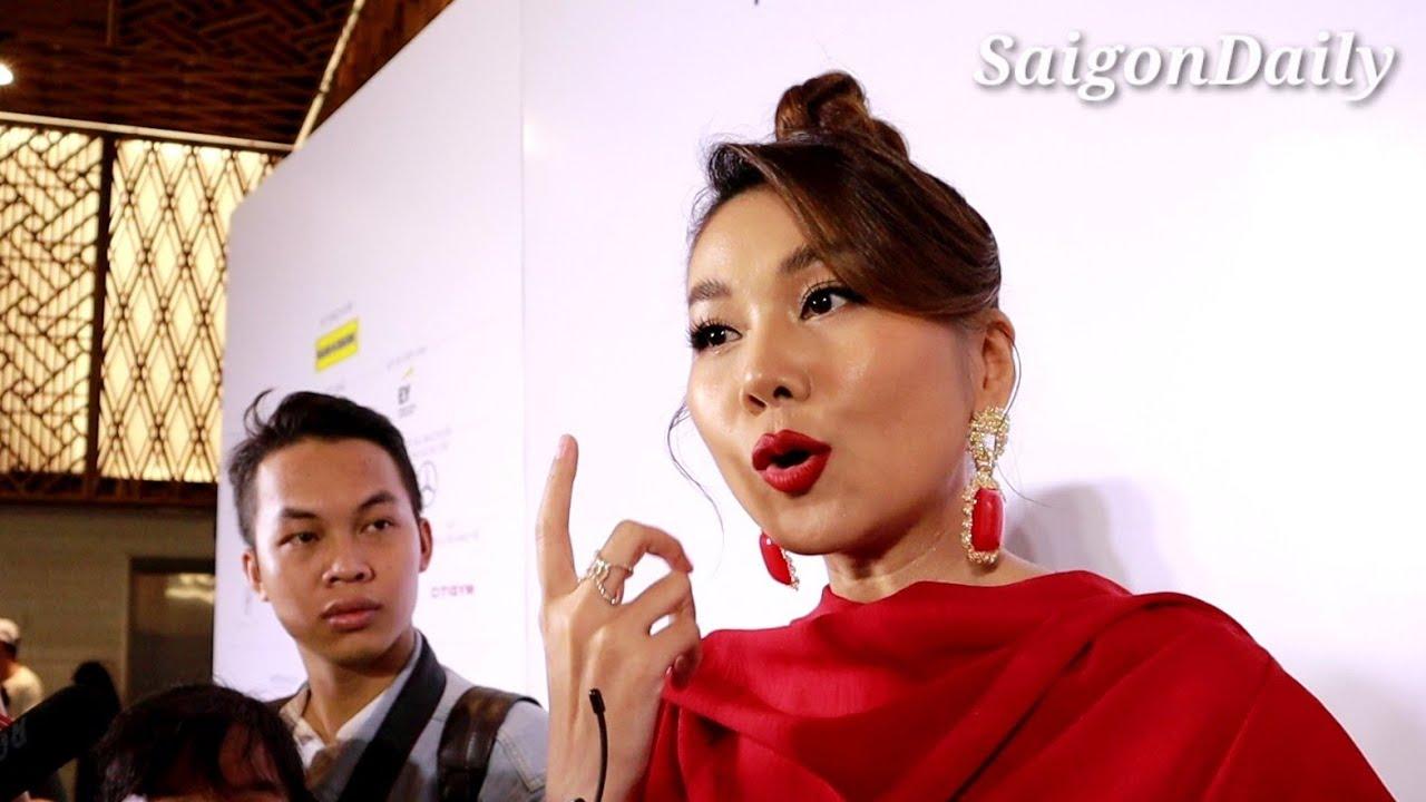 Thanh Hằng nói gì về  thái độ củaThúy Vân trong top 60 Hoa hậu Hoàn Vũ 2019