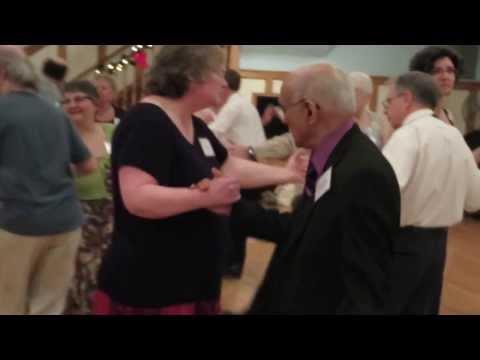 Flint Contra Dance Holiday Ball with Gaye Fifer and Fiddlefire