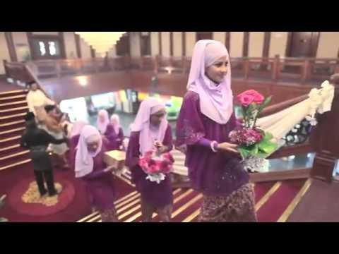 Zalikha and Ucop Wedding Video