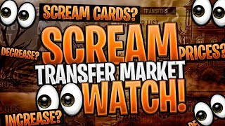SPECIAL MARKET WATCH - ULTIMATE SCREAM CARDS! FIFA 19 Ultimate Team