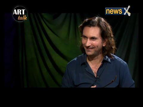 Art Talk - Rahul Sharma (Santoor Player)