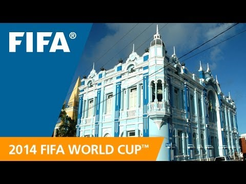 World Cup Host City: Natal