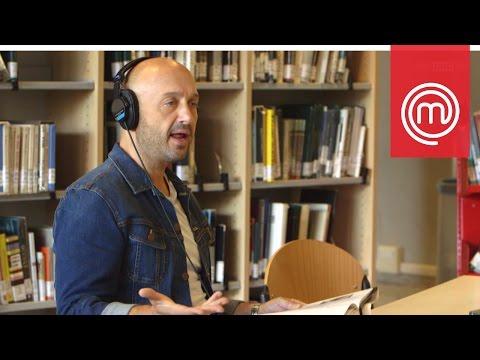 Joe fa lezione al Politecnico e canta in biblioteca | Celebrity MasterChef Italia