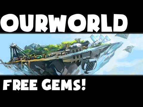 FREE OURWORLD GEM CODES - OGC 2015